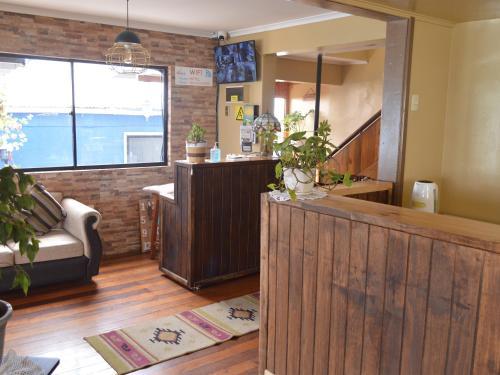 El lobby o recepción de Terra Mia Hotel Restaurant West Ex Mellatti