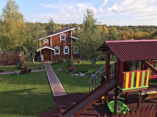 Детская игровая зона в Terem Holiday Home