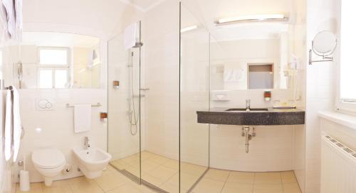 Un baño de Der Wilhelmshof