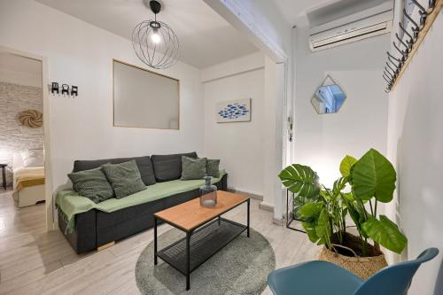 A seating area at NOCNOC - Le Capucin