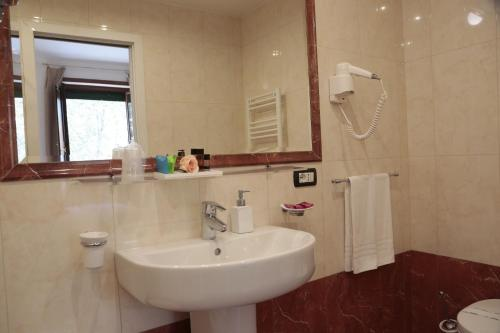 Ванная комната в Residenza Delle Arti