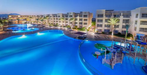 The swimming pool at or near Solymar Soma Beach