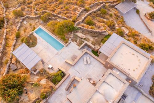 Vista aerea di Agrikea