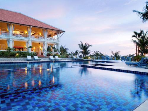 The swimming pool at or near La Veranda Resort Phu Quoc - MGallery