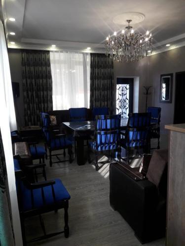 O lounge ou bar de Quba Villa