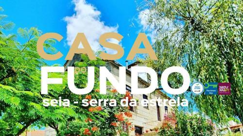 Casa do Fundo - Sustainable & Ecotourism