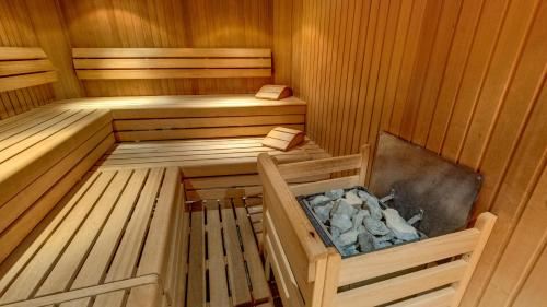 Spa and/or other wellness facilities at Banyan