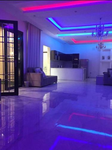A piscina localizada em White Rose Resort شاليهات وايت روز ou nos arredores