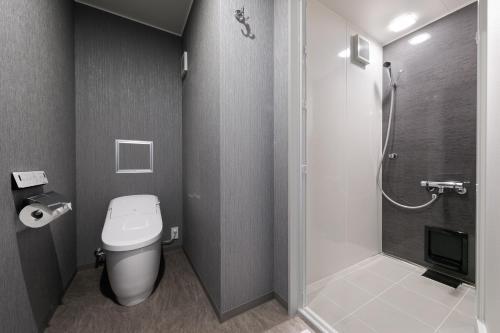 A bathroom at The Barn Tokyo