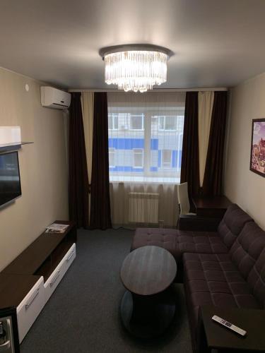 Гостиная зона в Отель Престиж