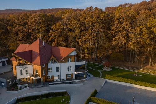 A bird's-eye view of Panorama Boutique Hotel