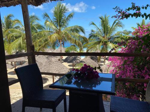 Balcone o terrazza di My Blue Hotel