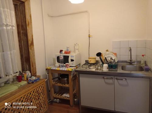 Кухня или мини-кухня в Красная площадь