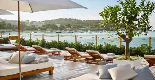 Piscina en o cerca de Nobu Hotel Ibiza Bay