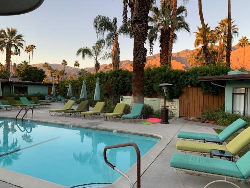 The swimming pool at or near Vista Grande Resort - A Gay Men's Resort