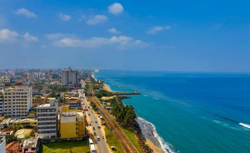 A bird's-eye view of OZO Colombo