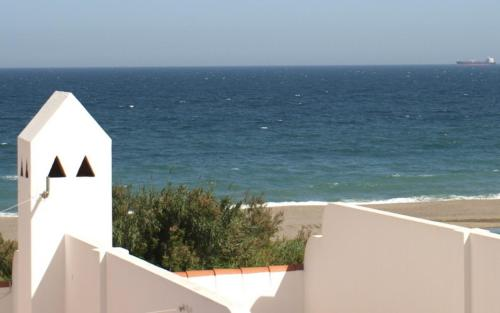 A general sea view or a sea view taken from the holiday home