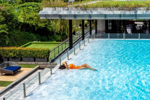 Бассейн в Avista Grande Phuket Karon - MGallery - SHA Plus или поблизости