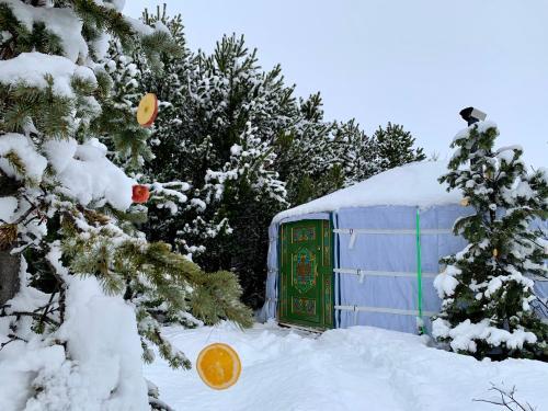 Valhalla Yurts