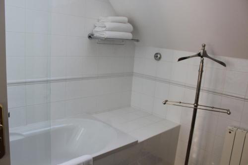 Salle de bains dans l'établissement Best Western Plus Hôtel D'Angleterre