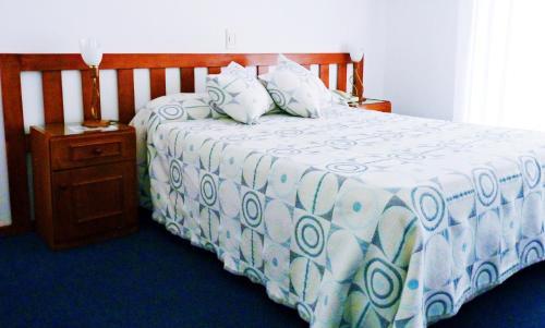 A room at Hotel los Nogales