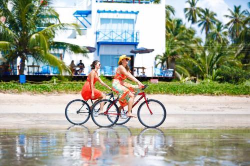 Cycling at or in the surroundings of Sollaris Ecopousada