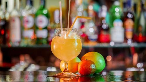 Drinks at Hotel Bankya Palace