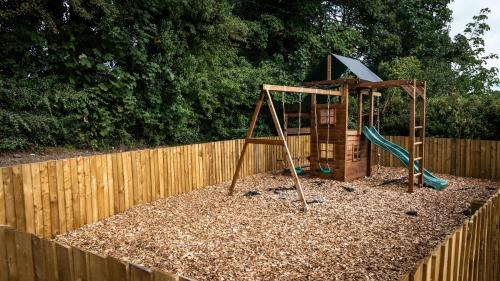 Children's play area at The Vicarage