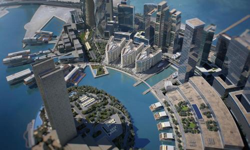 Bahrain bay studio