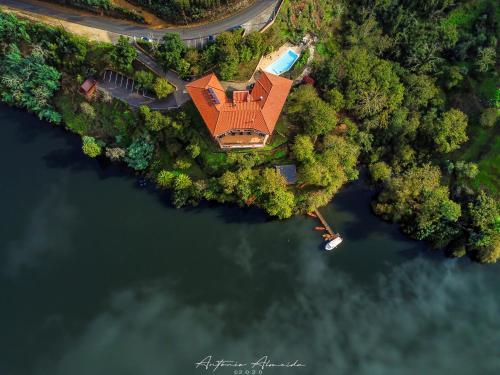 A bird's-eye view of Hotel Rural Quinta da Conchada