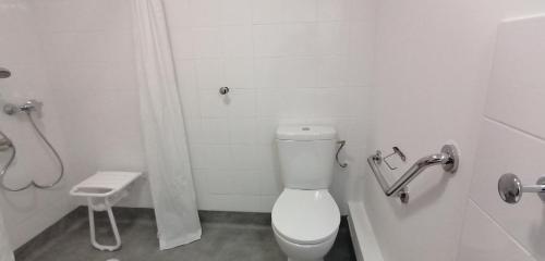 A bathroom at PARME ETAPE