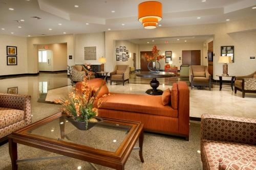 The lobby or reception area at Drury Inn & Suites Denver Westminster