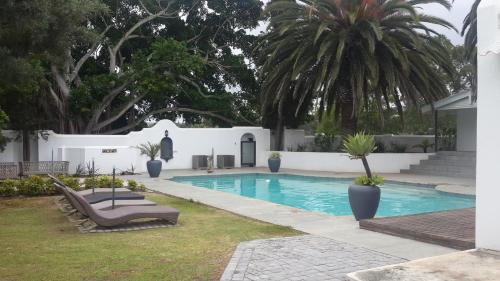 The swimming pool at or close to Slaley Country House