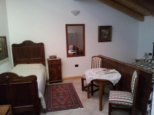 Area soggiorno di La Cort Di Nonna Rosa