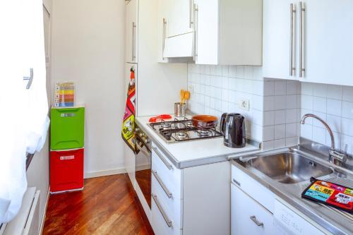 Cucina o angolo cottura di Raffaella