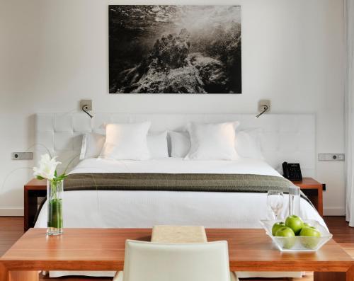 Un ou plusieurs lits dans un hébergement de l'établissement Iberostar Heritage Grand Mencey
