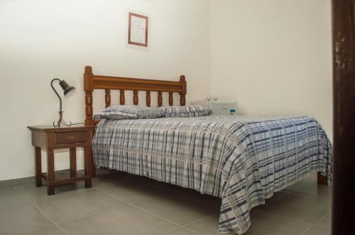 Cama ou camas em um quarto em Noemia Brazil Cama e Café - Suíte independente