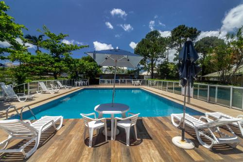 The swimming pool at or close to Hotel Porto Sol Ingleses