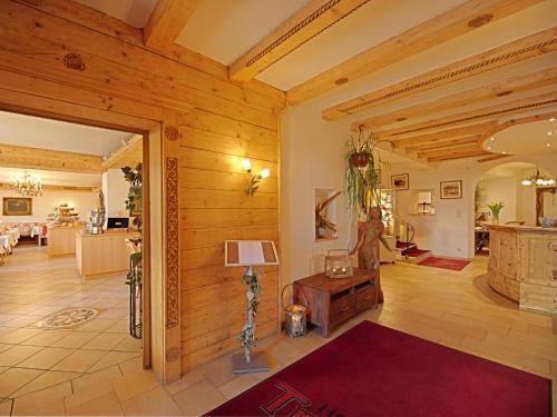 Ein Badezimmer in der Unterkunft Hotel Traube
