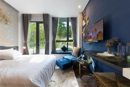 Sài Gòn KunKin Luxury Hotel & Apartmet