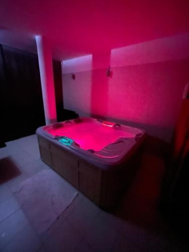 Kúpeľňa v ubytovaní Hotel Villa Bianca