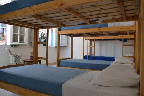 Cama ou camas em um quarto em Casa Malala