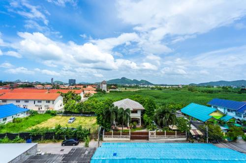 The swimming pool at or near Initial Hua Hin - SHA Plus