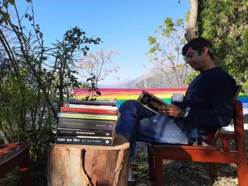 Jungle Babblers , Mussoorie