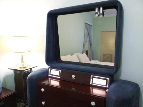 A bathroom at Oriental Palace Hotel