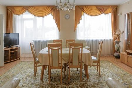 Dining area at the health resort