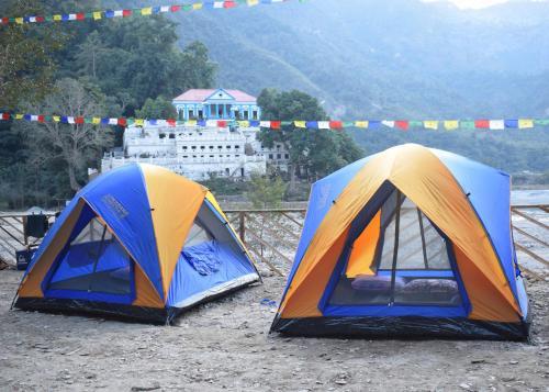 Ranimahal Beach Resort - Campsite