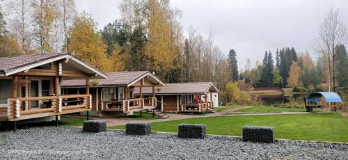 Гостевые дома Ханки