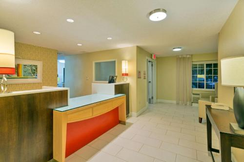 The lobby or reception area at MainStay Suites Orlando Altamonte Springs