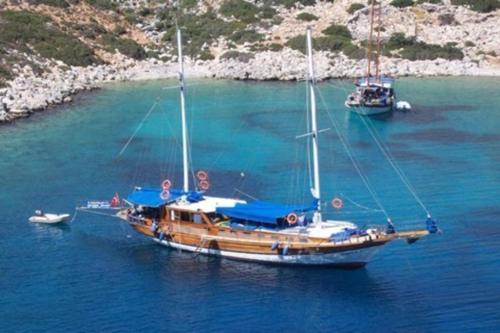 Hazer Gulet Boat
